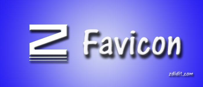 how to create a favicon