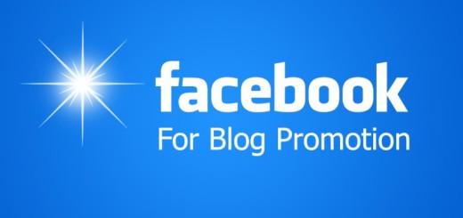 facebook-for-blog-promotion