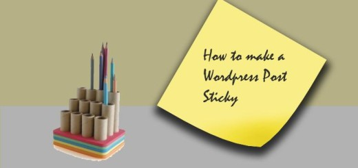 how-to-make-a-post-sticky-wordpress