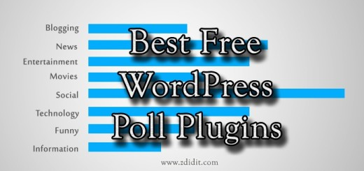 best-free-wordpress-poll-plugin