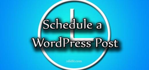 schedule-wordpress-post