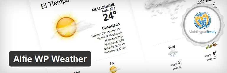 alfie-wp-weather-best-free-wordpress-weather-plugin
