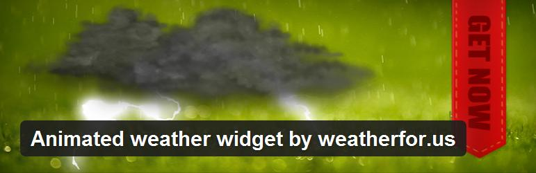 animated-weather-widget-best-free-wordpress-weather-plugin