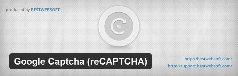 google-captcha-best-free-captcha-plugin-for-wordpress