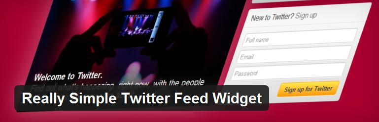 really-simple-twitter--feed-widget-best-free-wordpress-twitter-plugin