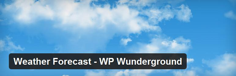 weather-forecast-best-free-wordpress-weather-plugin