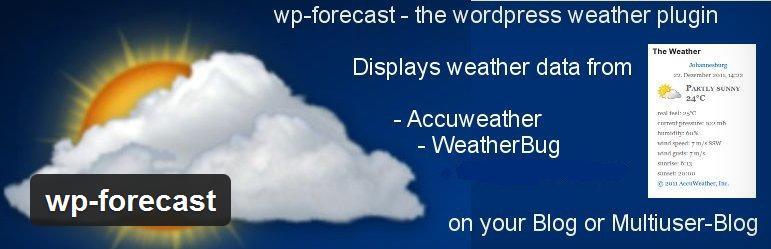 wp-forecast-best-free-wordpress-weather-plugin