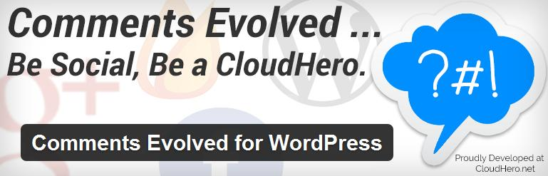 comments-evolved-best-free-wordpress-comment-plugin
