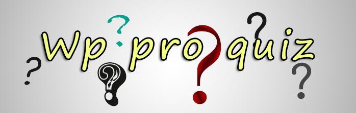 wp-pro-quiz
