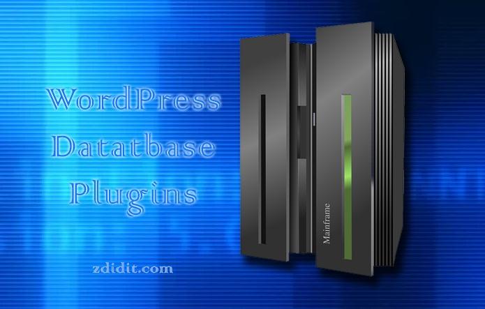 best-free-wordpress-database-plugin