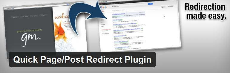 quick-post-page-redirect-plugin