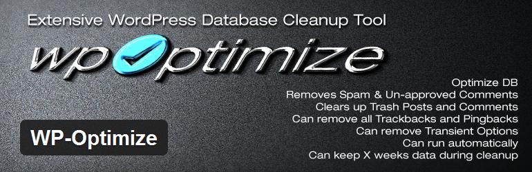 wp-optimize-database