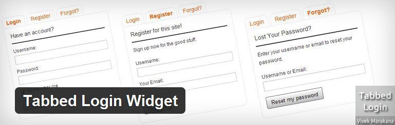 tabbed-login-widget-plugi-wordpressn