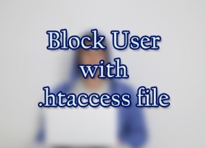 block-visitor-from-IP-address-using-htaccess