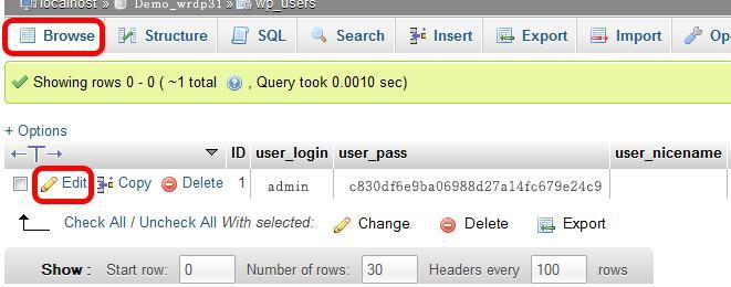 phpmyadmin-database-wp-users