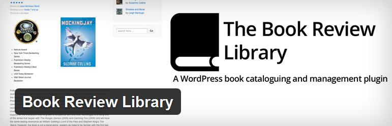 book-review-library-plugin-wordpress