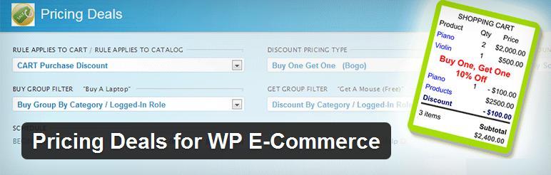 pricing-deals-wp-ecommerce-plugin-wordpress