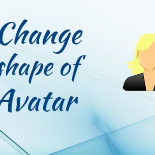 change-shape-of-avatar