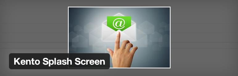 kento-splash-screen-plugin-woordpress
