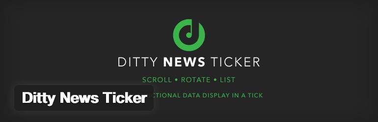 ditty-news-ticker